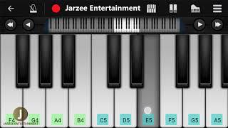 High Rated Gabru Piano (Nawabzaade), Guru Randhawa - Mobile Perfect Piano Tutorial
