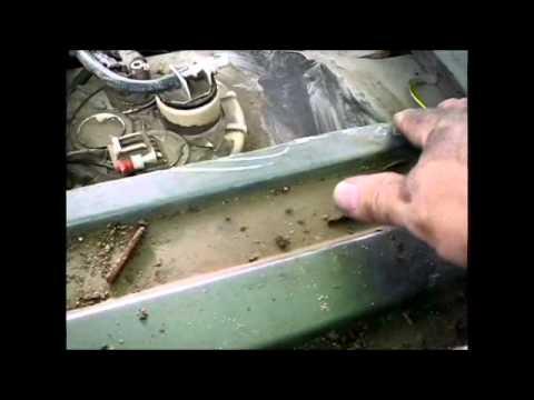 1993 Dodge Truck Fuel Pump Swap Youtube