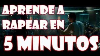 COMO APRENDER A RAPEAR EN 5 MINUTOS | Rap y Trap. | Improvisar y Escribir. thumbnail