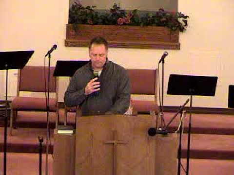 Thayer First Assembly Pastor Greg Nissen AM Service  11 9 14