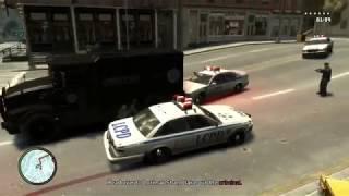 GTA IV PC  - Vigilante Missions 10 thru 11