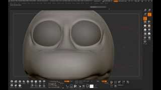 CG Criatura Técnicas: dibujos animados Plesiosaurio con Maya y ZBrush: Parte 1-3