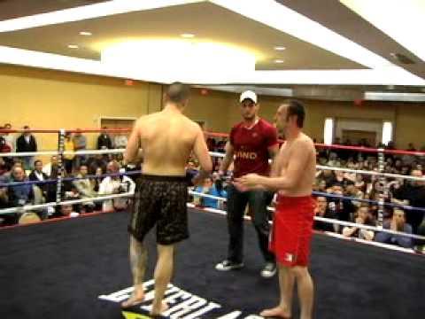 Kevin Papics vs Ron Witkowski