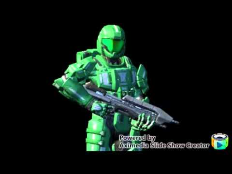 Cool Halo 4 Armor Combinations