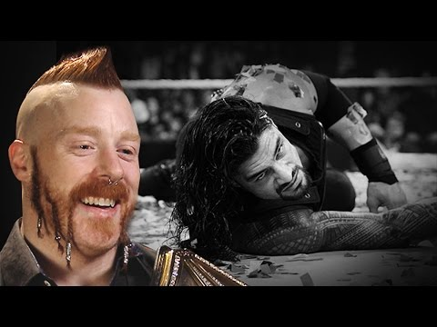 Why Sheamus is the ultimate Tables, Ladders & Chairs Match competitor: November 25, 2015