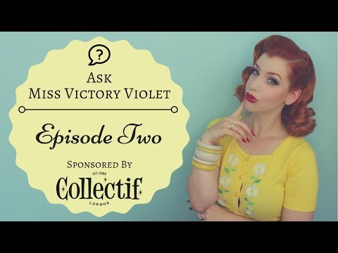 Episode Two | Ask Miss Victory Violet
