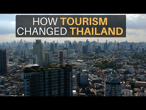 How Tourism Changed Thailand