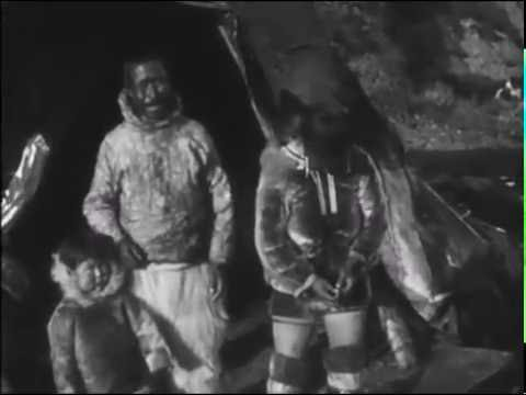 Inuit lifestyle anno 1926 east Greenland ✔✔✔