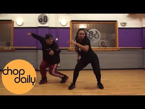 Stefflon Don x Tory Lanez - Senseless Remix (Dance Class Video) | Mira Jebari Choreography