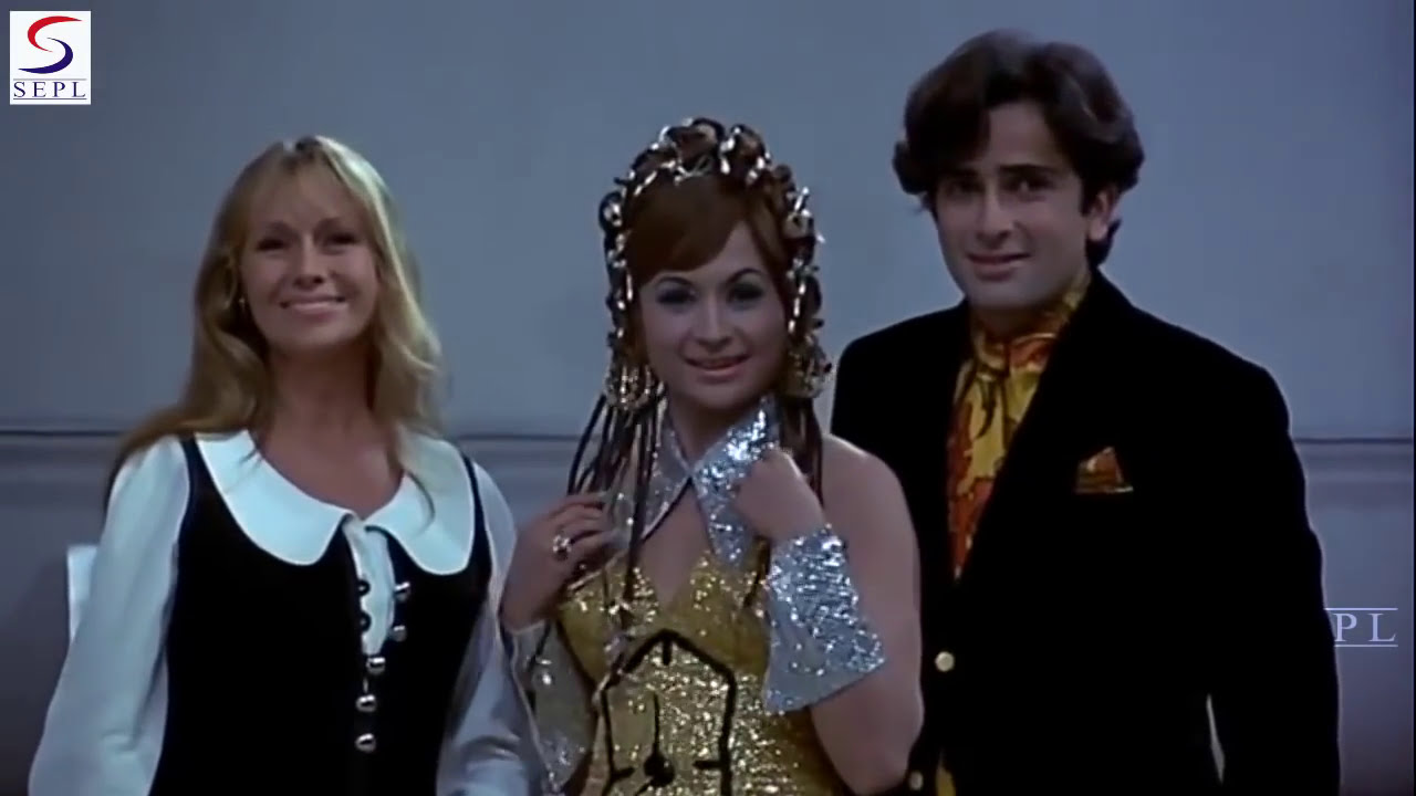 Download Bombay Talkie (1970) Full Movie   बम्बई टॉकी   Shashi Kapoor, Jennifer Kendal