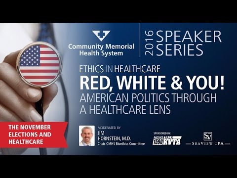 Community Memorial Health System presents: RED, WHITE and YOU