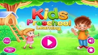 Kids Preschool Learning Amazing #kids