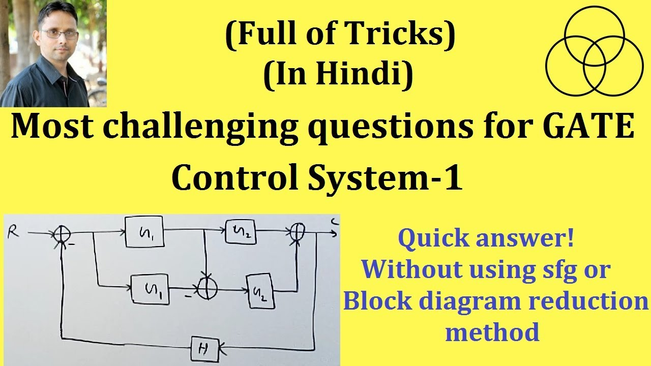 most challenging questions for gate in control system-1 | by sahav singh  yadav