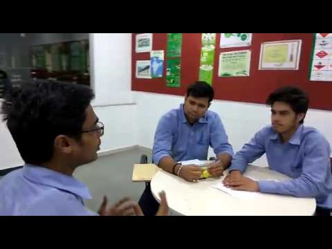 A short skit on hiring process for a Logistics Service Provi