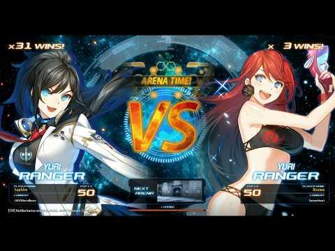 *Dont Blink* Super High Speed Battle | Yuri Vs Yuri | Closers Online
