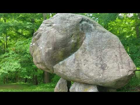 Ancient Dolmen, The sphinx of New York, Ancient Egyptian Giants in Ny????(intro)