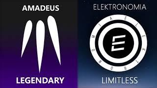 Markelody - Legendary / Elektronomia - Limitless (MASHUP)