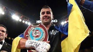 Бокс Александр Гвоздик VS Адонис Стивенсон