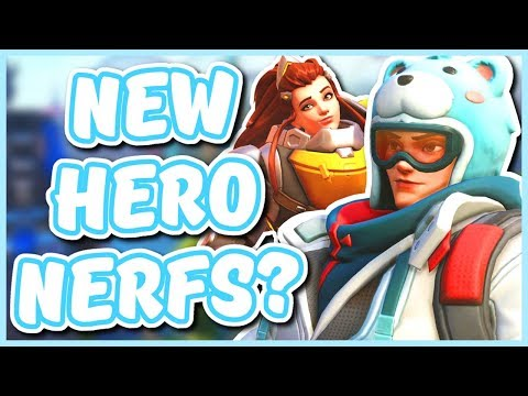 Overwatch - HEROES THAT NEED A NERF thumbnail