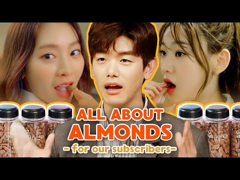 YES. We did it. It's Our Almond Commercial Coalition • ENG SUB • dingo kbeauty
