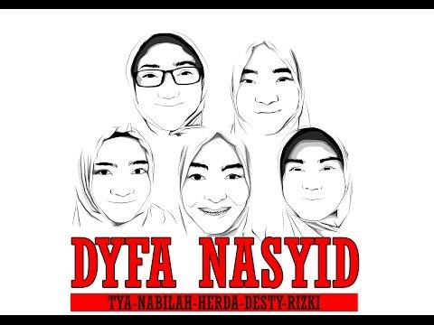 kumpulan lagu cover dyfa nasyid
