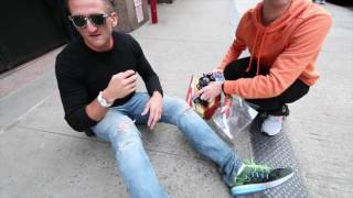 Getting Yelled At By Casey Neistat