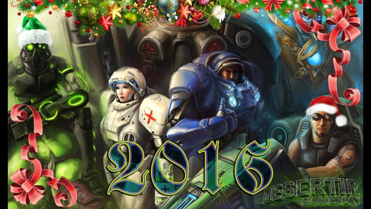 C Новым Годом Друзья! 2016 на подходе :)