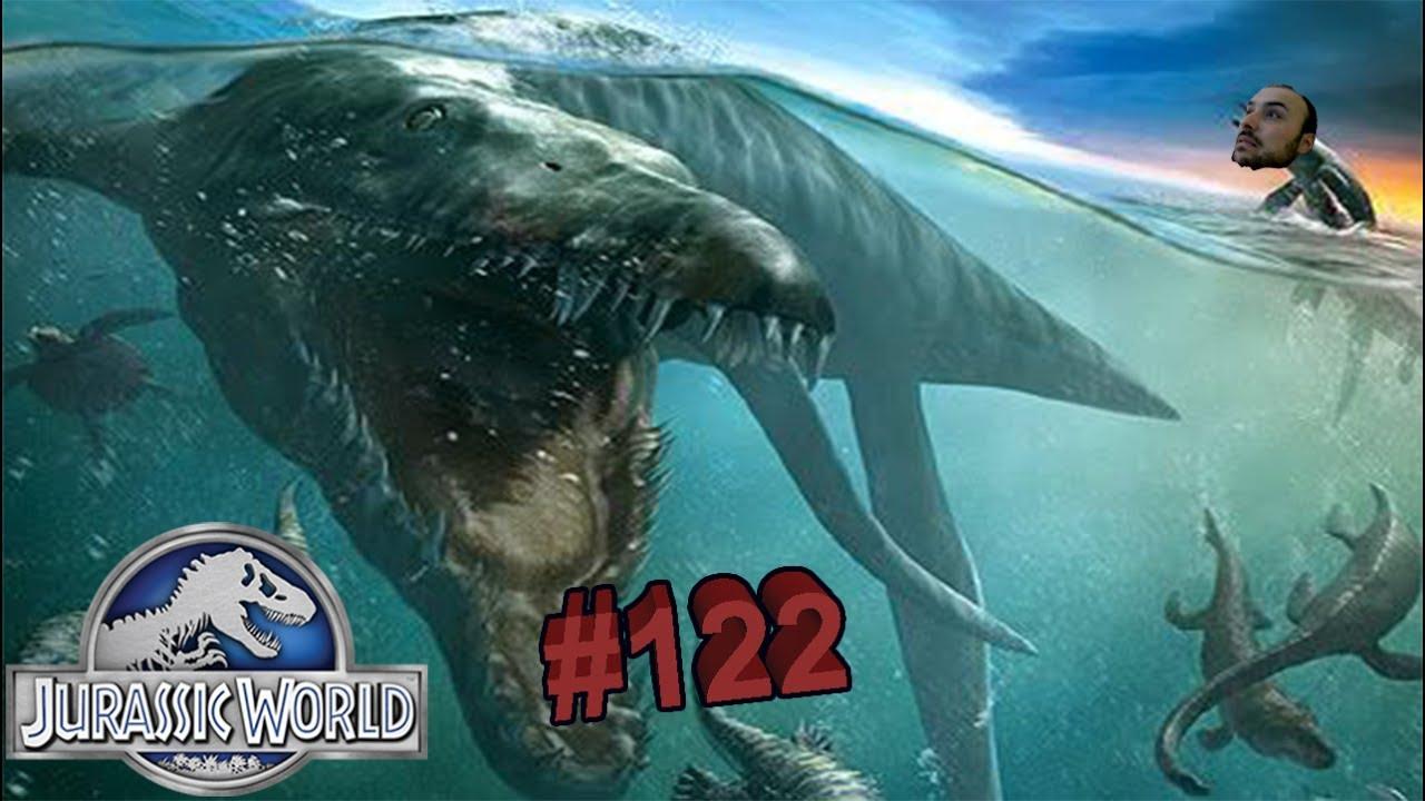 Mosasaurus Turnuvası - Jurassic World # 122