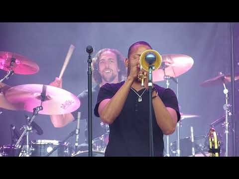 Here Come the Girls - Trombone Shorty @ Field Trip in Toronto
