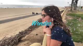 Wonder (demo) written by Brooklyn age 10