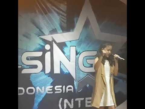 Roar - Charisa Faith Lumbanraja umur 12 tahun | Tahun 2018