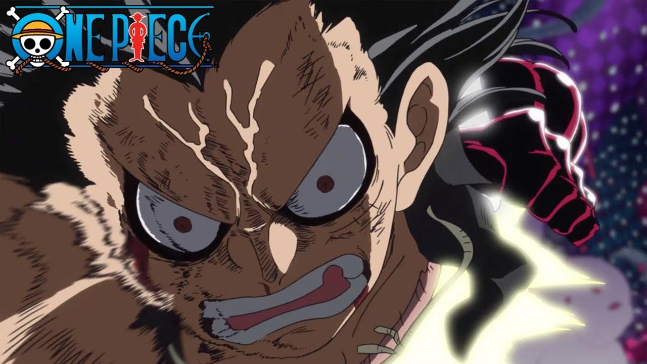 Download Snake Man Luffy vs Katakuri | One Piece