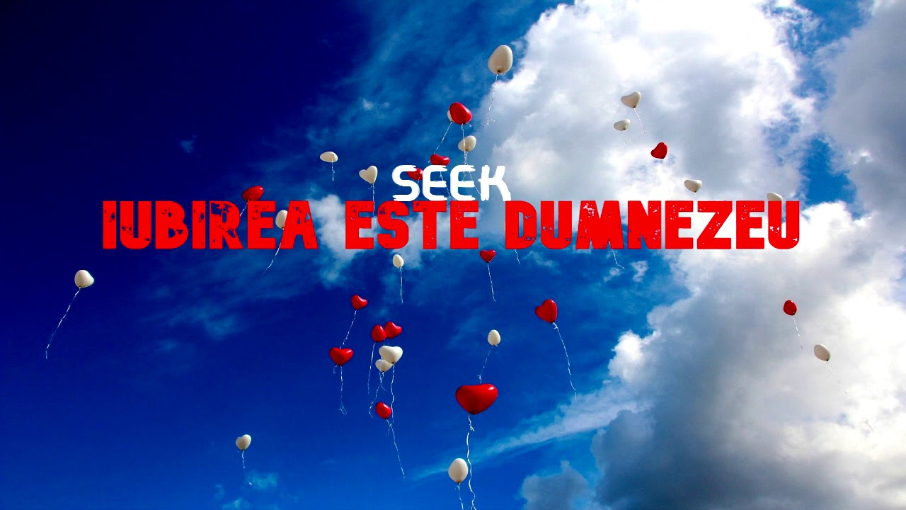 Seek - Iubirea Este DUMNEZEU (prod by JUST A KID)