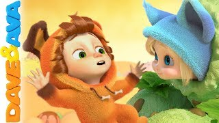 🍉 Kids Videos | Dave and Ava Nursery Rhymes 🍉