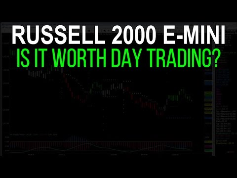 Is the Russell eMini Worth Daytrading?  What Chart?