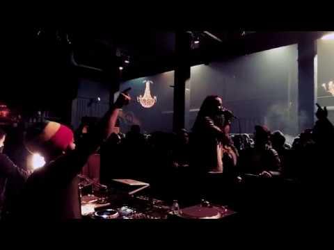 King Alpha -  Last Tune @ Marseille dub station # 35 - 10 février 2018