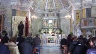 San Francesco di Paola 2014 a Nicotera Marina (VV): 2 aprile - 1/2
