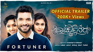 Fortuner Official Trailer | Kannada Movie 2018 | Diganth, Sonu Gowda, Swathi Sharma