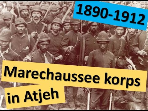 A history of the Dutch Marechaussee in Aceh (1890-1912)