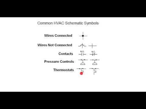 HVAC Training - Schematic Symbols