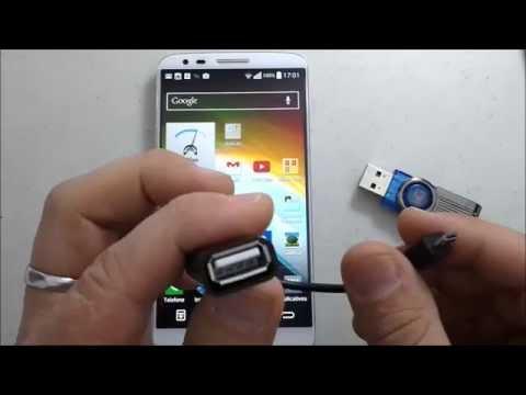 Abrindo um Pendrive no seu Smartphone ou Tablet Android