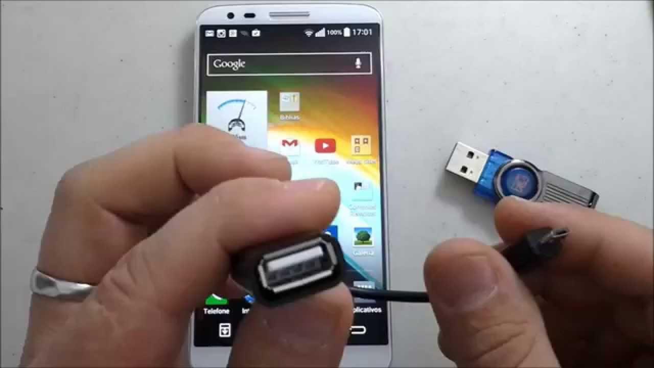 Abrindo um Pendrive no seu Smartphone ou Tablet Android ...