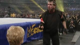 Unfinshed WrestleMania X-Seven Highlights