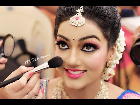 South Indian BRIDE GETTING READY VIDEO