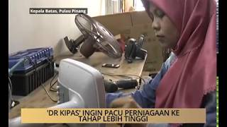 Download AWANI State [Pulau Pinang]: 'Dr Kipas' ingin pacu perniagaan ke tahap lebih tinggi Mp3 and Videos