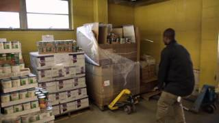 Cheaper Better Faster: Toyota help feed Hurricane Sandy Victims