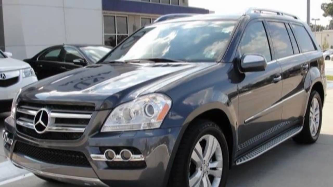 Mercedes Benz Gl 450 2010 Used Suv Infiniti Of Baton Rouge New Orleans La Video You