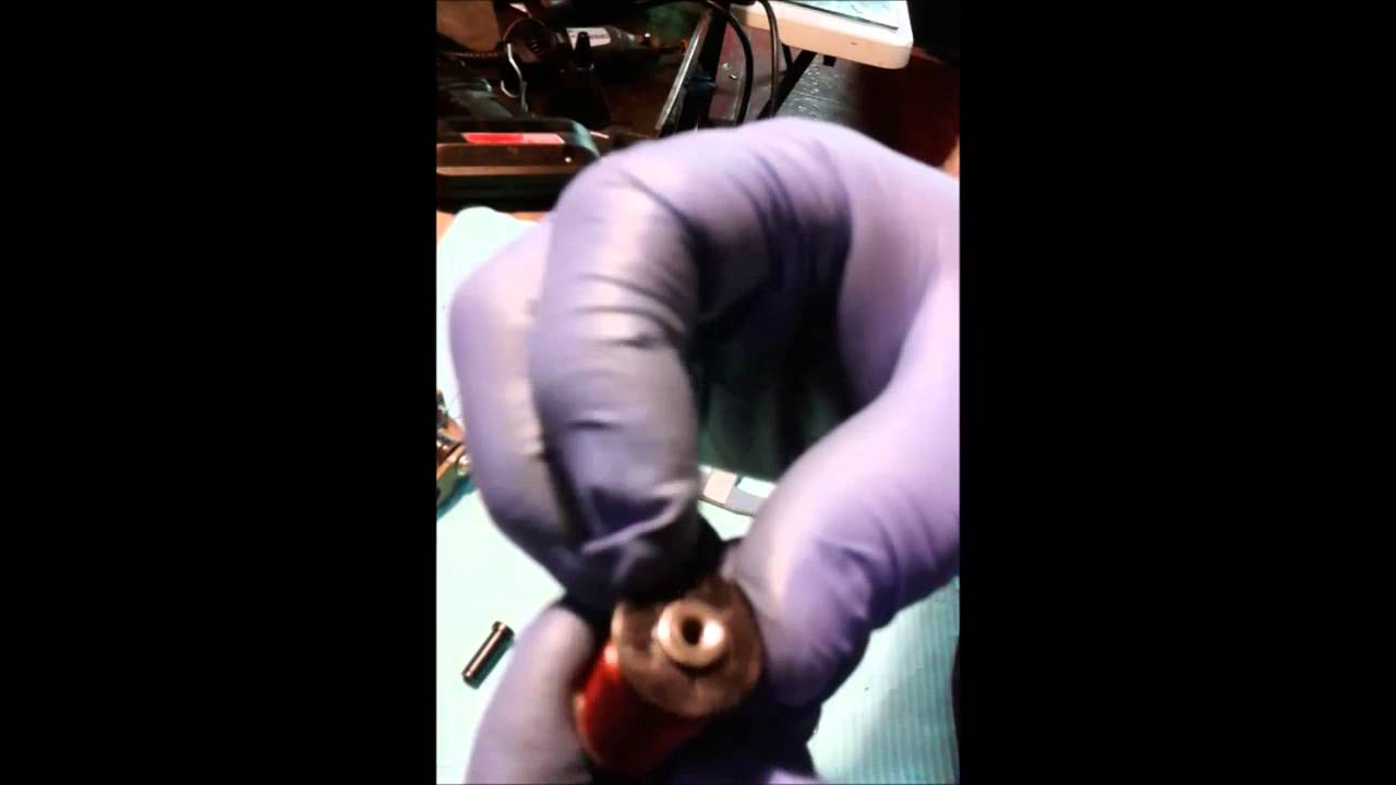 hight resolution of understanding tattoo machine coils