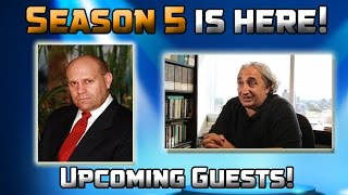 Season 5 is here! Mikey Weinstein & Gad Saad!