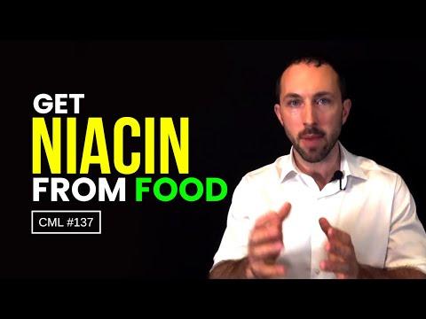 How to Get Enough Niacin From Food | Chris Masterjohn Lite #137